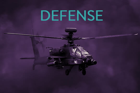 CMPRO manages defense systems for the United States military as well as commercial customers