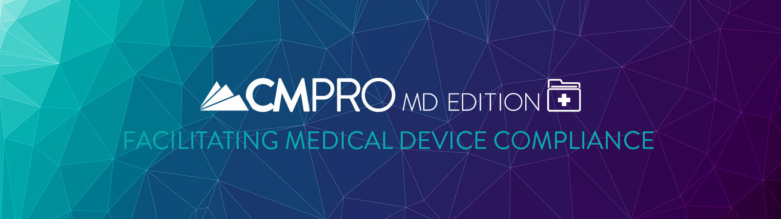 CMPRO Medical Device Edition